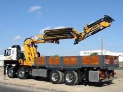 מתוחכם לוח משאיות כבדות, בינוניות וקלות למכירה | תחבורה כבדה בישראל XH-08